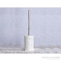 İrya Antic Beyaz Tuvalet Fırçası