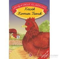 Bitişik El Yazılı Masallar - Küçük Kırmızı Tavuk