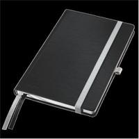 Leitz Style Defter A5 Çizgili Siyah 44850094