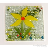 Çiçekli Sanatsal Banyo Gideri
