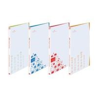 Faber-Castell Çift Renk Kapak Sunum Dosyası 30 Yaprak