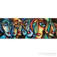 Art Puzzle 1000 Parça Hüznü Paylaşanlar Panorama Puzzle
