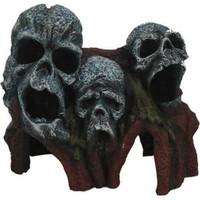 Chicos-Dekor Dekor Üçlü Kuru Kafa (18X11x15,5)