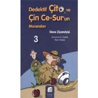Dedektif Çito ve Çin Ce-Sur'un Maceraları 3: Gece Ziyaretçisi - Antonio G. Iturbe