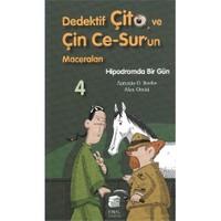 Dedektif Çito ve Çin Ce-Sur'un Maceraları-4: Hipodromda Bir Gün - Antonio G. Iturbe