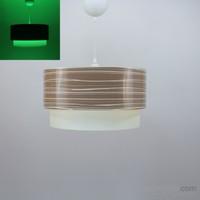 Crea Lighting/Fosforix Sarkıt 40 Cm/Cappuccino