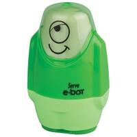 Serve E-Bot Kalemtraş-Silgi Yeşil
