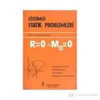 Çözümlü Statik Problemleri-Hasan Özoklav