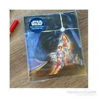 Star Wars Musical Notebook Müzikal Defter