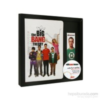 Big Bang Theory Notebook & Bookmark Set Defter