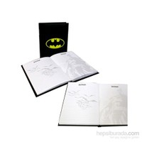 Batman Notebook With Light Işıklı Defter