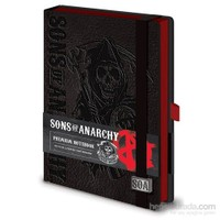 A5 Premium Defter - Sons Of Anarchy