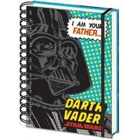 Pyramid International A5 Defter - Star Wars I Am Your Father