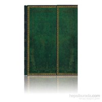 Paperblanks Jade Green Ultra Çizgili - 180 X 230 Mm. 1428-7 Defter