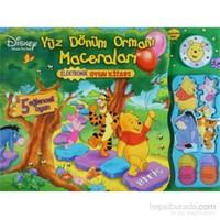 Winnie The Pooh - Yüz Dönüm Ormanı Maceraları - Oyun Kitabı-Jill L. Goldowsky