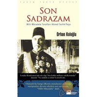 Son Sadrazam-Orhan Koloğlu