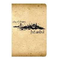 City Of Dreams İstanbul A5 Eskiz 144 Yaprak