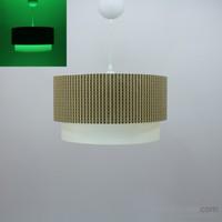 Crea Lighting/Fosforix Sarkıt 40 Cm/Hasır/Üçrenk