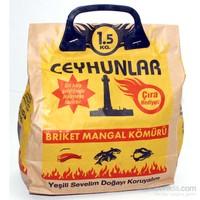 Kongez Mangal Barbekü Kömürü 1,5 KG 010137