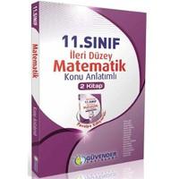 Güvender 11. Sınıf Matematik İleri Düzey Konu Anlatımlı (2 Kitap)