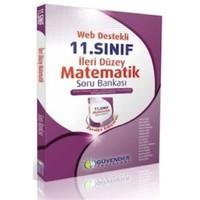 Güvender 11.Sınıf Web Destekli Matematik İleri Düzey Soru Bankası