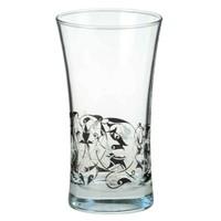 Paşabahçe Azur 3 Lü Meşrubat Bardağı Ottoman Desenli