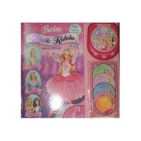 Barbie Müzik Kutulu Masal Kitabı