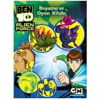 Ben 10 Alien Force Boyama Ve Oyun Yorumları