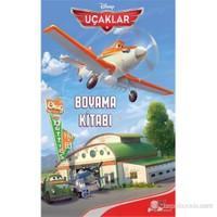 Uçaklar - Boyama Kitabı-Kolektif