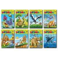 Hayvanlar Alemi Boyama Dizisi 8 Kitap Fiyatı Taksit Seçenekleri
