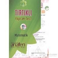 Anafen 5. Sınıf Matematik Tırtıklı Yaprak Testler-Kolektif