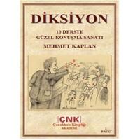 Diksiyon - 10 Derste Güzel Konuşma Sanatı-Mehmet Kaplan