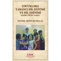 Çocuklara Yabancı Dil Eğitimi ve Edinimi