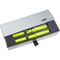 Lamy Safari Dolma&Roller Kalem Setı Neon Lysl 43-M/343