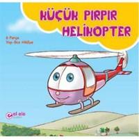 Küçük Pırpır Helikopter (6 Parça Yapboz + Hikaye)