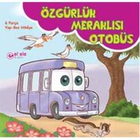 Özgürlük Meraklısı Otobüs (6 Parça Yapboz + Hikaye)