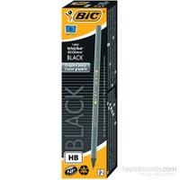 Bic Eco Evolution Black 12'li Kutu