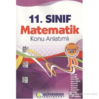 Güvender 11. Sınıf Matematik