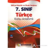Güvender 7. Sınıf Türkçe