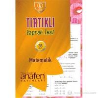 Anafen 6. Sınıf Matematik Tırtıklı Y.T.-Kolektif