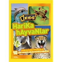 NG Kids Harika Hayvanlar