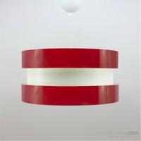 Crea Lighting Doubleshade Twin Sarkıt ( 40Cm )/Wood/Elma