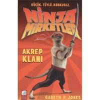 Ninja Mirketler : Akrep Klanı - Gareth P. Jones