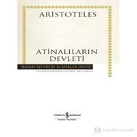 Atinalıların Devleti (Karton Kapak)-Aristoteles