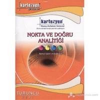 Kartezyen Nokta ve Doğru Analitiği Turuncu Seri - Remzi Şahin Aksankur