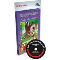 Ezop Masalları Serisi - 10 Kitap + 1 Dvd