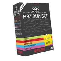 6. Sınıf Sbs Hazırlık Tüm Set (49 Vcd + 1 Kitap)