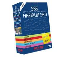 7. Sınıf Sbs Hazırlık Seti (55 Vcd + Kitap)