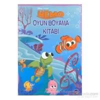 Kayıp Balık Nemo Oyun Boyama Kitabı Kolektif Fiyatı