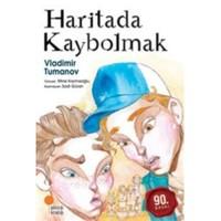 Haritada Kaybolmak (Özel Baskı Ciltli) - Vladimir Tumanov